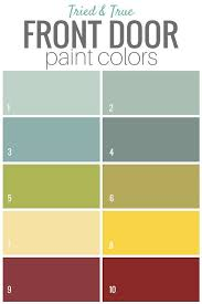 best front door paint colors best 25 best front door colors ideas on pinterest shutter