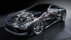 lexus supercar hybrid 2018 lexus lc luxury coupe features lexus com
