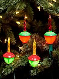 Antique Christmas Lights Nice Decoration Bubble Light Christmas Tree Antique Set 8 Noma