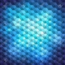 blue shiny mosaic background vector eps8 illustration royalty