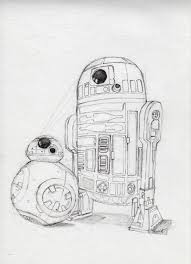 r2d2 coloring pages printable coloring pages bb 8