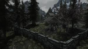Skyrim Decorate House by