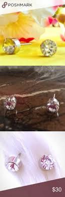 sterling silver earrings sensitive ears silver bow earrings bow earrings and sensitive ears