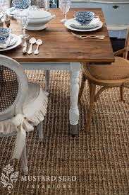 Pottery Barn Chenille Jute Rug Reviews About My Jute Rugs Miss Mustard Seed