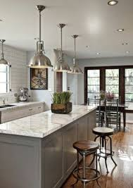island lighting kitchen country house meets chic modernity country houses kitchen