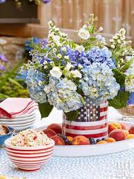4th Of July Decoration Ideas Show Your Red White U0026 Blue