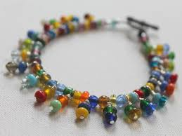 bracelet beaded diy images How to make a bead dangle emerging creatively jewelry tutorials jpg