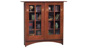 Stickley Bookcase Stickley Harvey Ellis Bookcase With Inlay