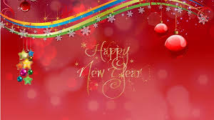 happy new year card wallpaper freechristmaswallpapers net