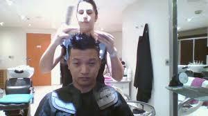 hair trade trade test gents hair cut