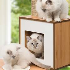 Cat Scratch Lounge Vesper Double Catit