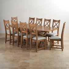 Country Kitchen Tables by Dining Tables Oak Dining Room Set With 6 Chairs Solid Oak Dining