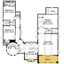 mediterranean house plans with courtyards plan w83376cl best in courtyard stunner e architectural design