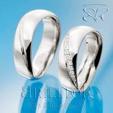 2 wedding bands wedding rings brilldor