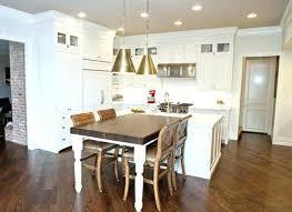 cuisine rectangulaire table de cuisine extensible table extensible design amazing table de