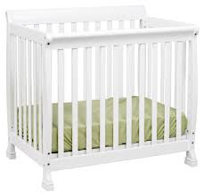 Mini Crib White Davinci Kalani Mini Crib White N Cribs