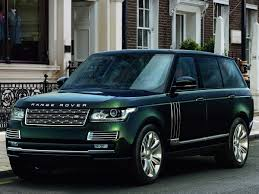 range rover truck black the 285 000 range rover holland u0026 holland is the most expensive