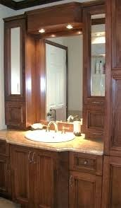 vanité chambre de bain paisible rivage les armoires inc