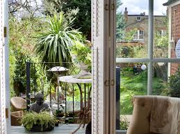 Summer House In Garden - sunny edwardian garden flat with large summer house in leafy north