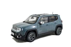 car jeep 2016 jeep renegade 2016 1 18 scale diecast model car paudi model