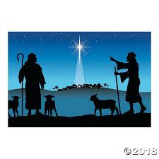 nativity pageant backdrop