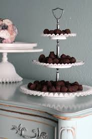 3 tier cake stand milk glass tiered cupcake stand truffle tray