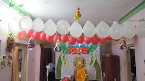 Decorations At Home by Make Your Own Birthday Party Decoration Simple Birthday Party