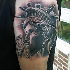 liberty tattoo 70 statue of liberty tattoo designs for men new