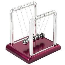 newton u0027s cradle pendulum desk decoration u2013 faraday science shop