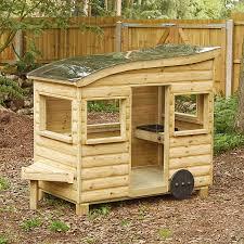 wooden truck buy outdoor wooden truck and caravan special offer tts