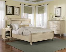durham furniture savile row queen sleigh bed w low footboard in