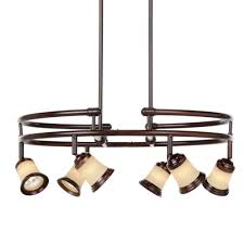 Hampton Bay 9 Light Chandelier Hampton Bay 6 Light Antique Bronze Multi Directional Hanging