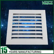 catálogo de fabricantes de rejilla de ventilación de la chimenea