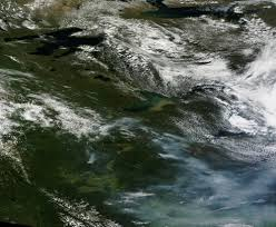Wildfires In Bc July 2012 by Earth Snapshot U2022 Great Slave Lake