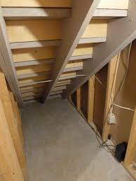 within awesome small stair ideas wall stair unfinished basement