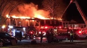 dozens displaced by massive bellevue apartment fire wsmv news 4