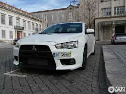 mitsubishi lancer 2016 mitsubishi lancer evolution x mr 25 january 2016 autogespot