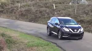 nissan murano us news 2015 nissan murano first look driving on the northen california