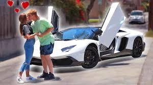 jake paul car my wife got me my dream car jake paul and logan paul