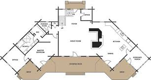 cabin design plans cabin floor plans homes zone