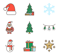 Decoration Christmas Png by 107 Xmas Icon Packs Vector Icon Packs Svg Psd Png Eps