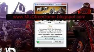 motocross racing game download mud fim motocross world championship pc keygen inc