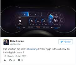 mustang digital dash the 2018 ford mustang truckers logic