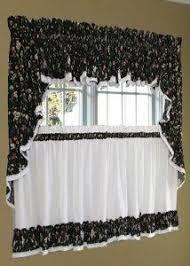 Kitchen Tier Curtains 21 Best Home U0026 Kitchen Window Treatments Images On Pinterest