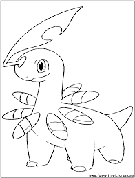 pokemon coloring pages bayleef learn language me