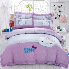 girls cotton bedding hello kitty furniture sale o bedroom set full sets girls