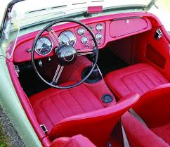 second to none triumph tr2 hemmings motor news