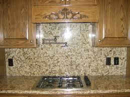 Backsplash For Kitchen With Granite Best And Kitchen My Home Design Journey
