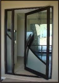 entrance glass door home tour a modern family u0027s custom hillside home doors modern