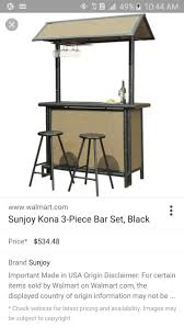sunjoy tiki bar for sale in ridgewood ny 5miles buy and sell